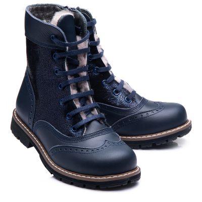 Зимние ботинки для девочек 857