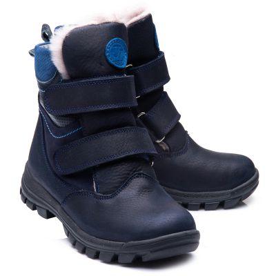 Зимние ботинки для мальчиков 858