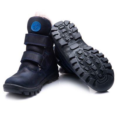 Зимние ботинки для мальчиков 858 | фото 4