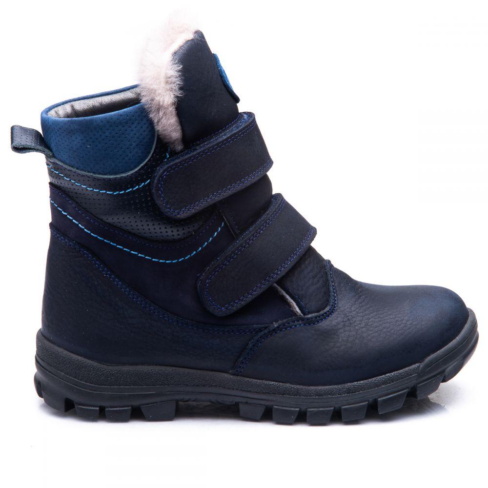 Зимові черевики для хлопчиків 858  купити дитяче взуття онлайн 8620b5992e4ba