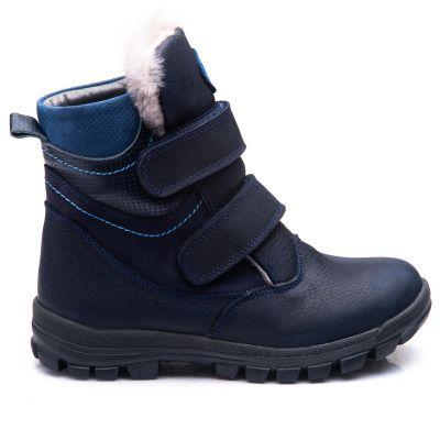 Зимние ботинки для мальчиков 858 | Детская обувь 35 размер 20,8 см