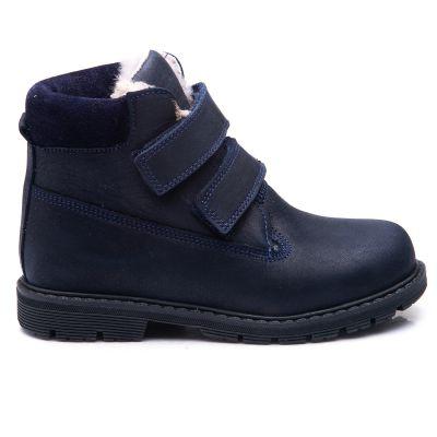 Зимние ботинки для мальчиков 859 | Детская обувь 35 размер 20,8 см