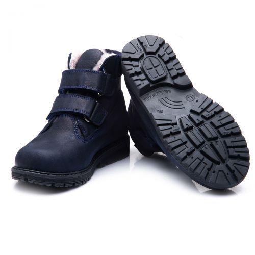 Зимние ботинки для мальчиков 859 | Детская обувь 25,7 см оптом и дропшиппинг