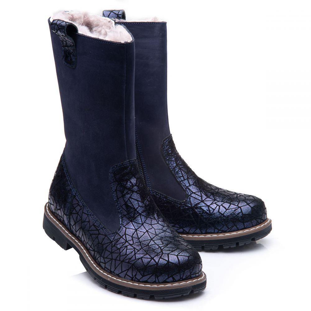 Зимові чоботи для дівчаток 860  купити дитяче взуття онлайн c981e1c50640a