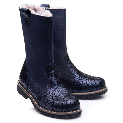 Зимние сапоги для девочек 860