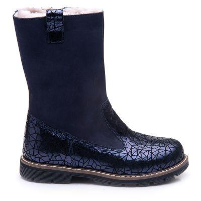Зимние сапоги для девочек 860 | Детская обувь 35 размер 20,8 см