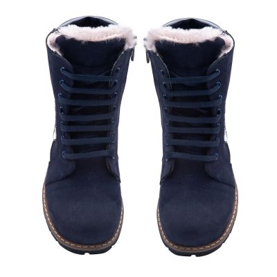 Зимние ботинки для девочек 861 | фото 2