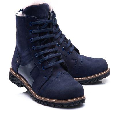 Зимние ботинки для девочек 861