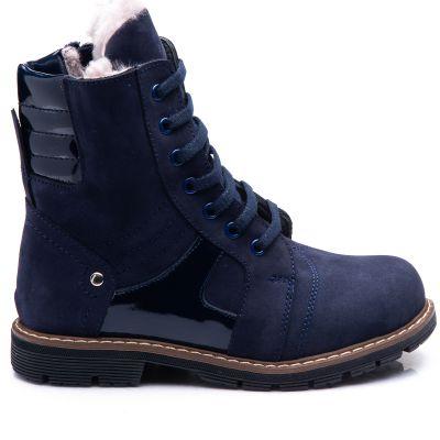 Зимние ботинки для девочек 861 | Босоножки, ботинки для девочек