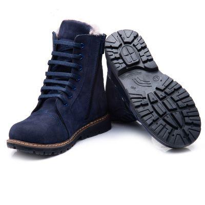Зимние ботинки для девочек 861 | фото 4