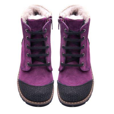 Зимние ботинки для девочек 862 | фото 2