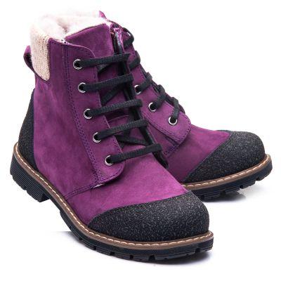 Зимние ботинки для девочек 862