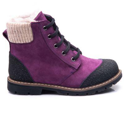 Зимние ботинки для девочек 862 | Детская обувь 35 размер 20,8 см