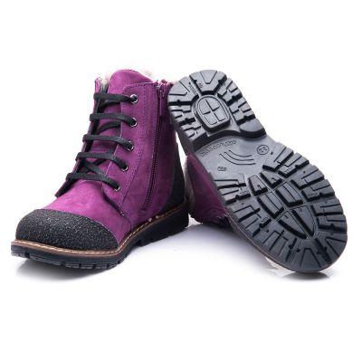 Зимние ботинки для девочек 862 | фото 4