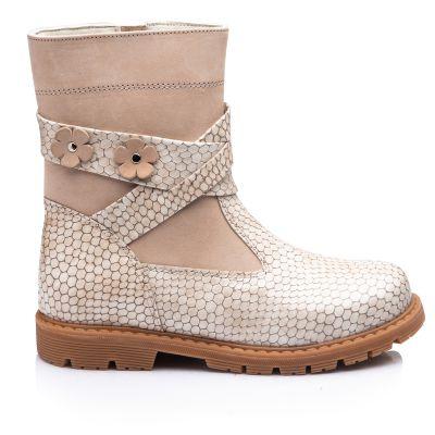 Зимние сапоги для девочек  863 | Босоножки, ботинки для девочек