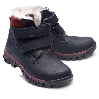 b3a60d362 Зимние ботинки для мальчиков 864. Зимние ботинки для мальчиков 864 | Зимняя  детская обувь