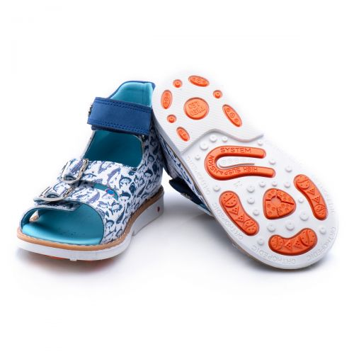 Босоножки для мальчиков 869   Детская обувь оптом и дропшиппинг