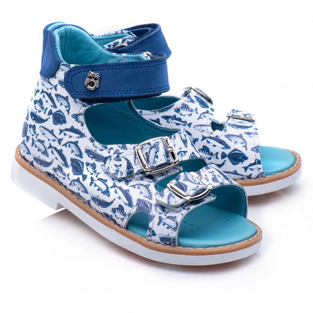 2ae75c35bc35f5 Босоніжки для хлопчиків 869: купити дитяче взуття онлайн, ціна 1 340 ...