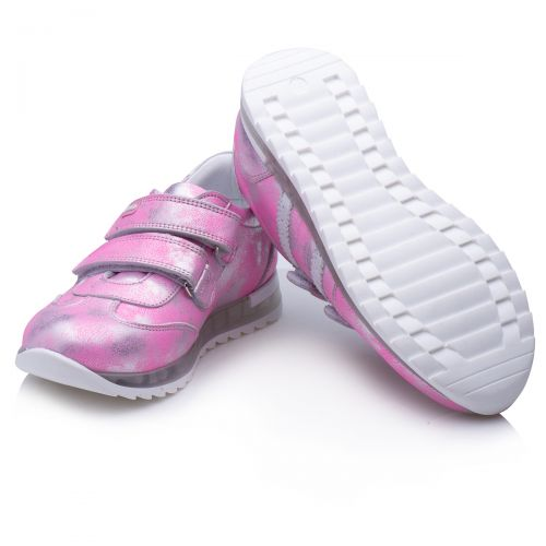 Кроссовки для девочек 870 | Модная детская обувь оптом и дропшиппинг