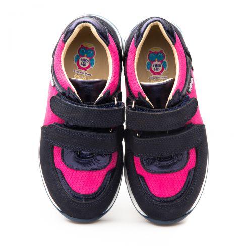 Кроссовки для девочек 886   Детская обувь 24 см оптом и дропшиппинг