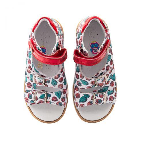 Босоножки для девочки 890 | Детская обувь 15,6 см оптом и дропшиппинг