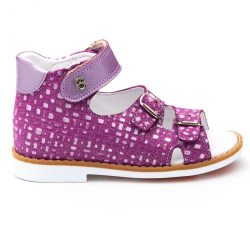 Босоножки для девочки 891   Детская обувь 14 см оптом и дропшиппинг