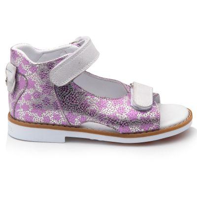 Босоножки для девочки 893 | Белая обувь для девочек, для мальчиков 18,4 см
