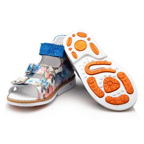 Босоніжки для дівчаток 894 | Текстильне дитяче взуття оптом та дропшиппінг
