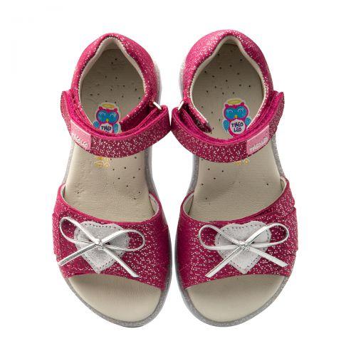 Босоножки для девочки 895 | Детская обувь 18,1 см оптом и дропшиппинг