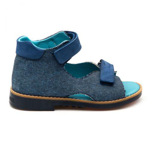 Босоніжки для хлопчиків  898 | Текстильне дитяче взуття оптом та дропшиппінг