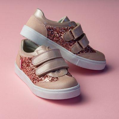 Кроссовки для девочек 900 | фото 5
