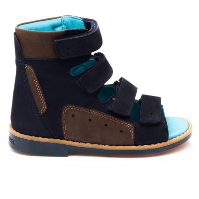 Ортопедические босоножки для мальчиков 909 | Летняя детская обувь