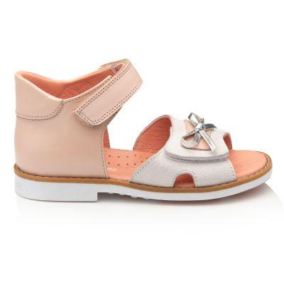 Босоножки для девочки 910 | Белая обувь для девочек, для мальчиков 18,4 см