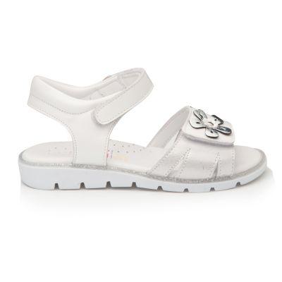 Сандали для девочек 913 | Белая детская обувь 10 лет 22 см