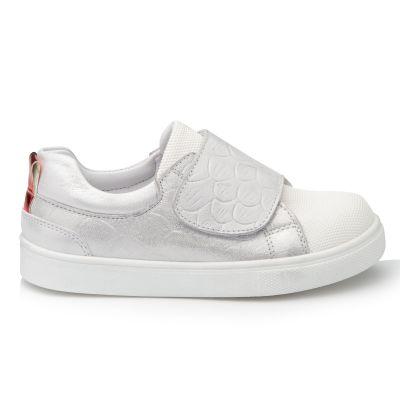 Кроссовки для девочек 914 | Белая детская обувь 10 лет 21,5 см