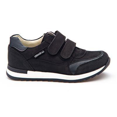 Кроссовки для мальчиков 926 | Детская обувь из нубука
