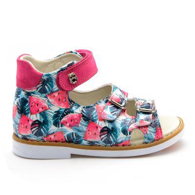 Босоножки для девочки 928 | Белая обувь для девочек, для мальчиков 18,4 см