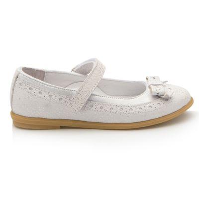Туфли для девочек 932 | Белая обувь для девочек, для мальчиков 18,4 см
