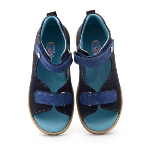 Босоножки для мальчиков 933 | Детская обувь 21,6 см оптом и дропшиппинг