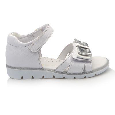 Сандали для девочек 934 | Белая обувь для девочек, для мальчиков 5 лет