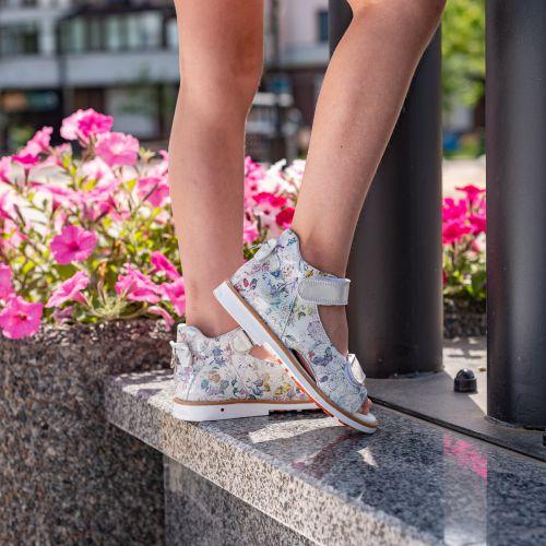 Босоножки для девочки 936 | Детская обувь оптом и дропшиппинг