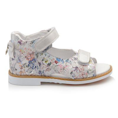 Босоножки для девочки 936 | Белая обувь для девочек, для мальчиков 18,4 см