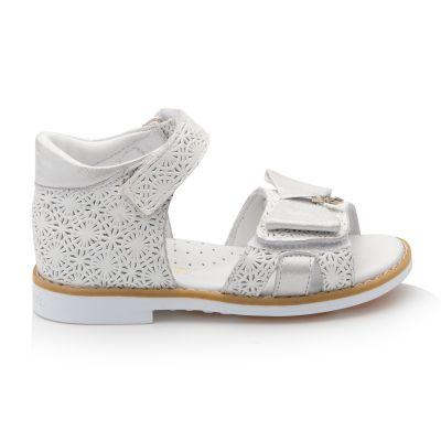 Босоножки для девочки 939 | Белая обувь для девочек, для мальчиков 18,4 см