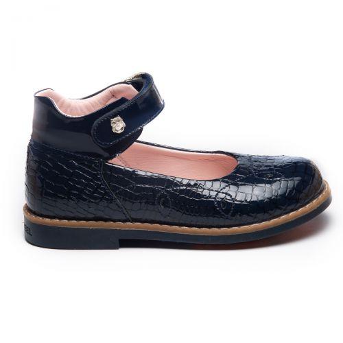 Туфли для девочек 943 | Модная детская обувь оптом и дропшиппинг