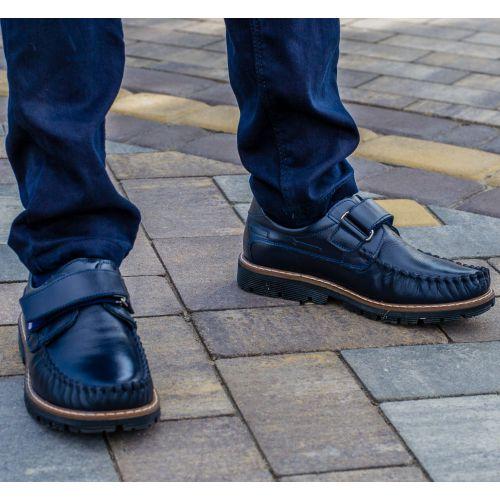 Туфли для мальчиков 957   Детские туфли оптом и дропшиппинг