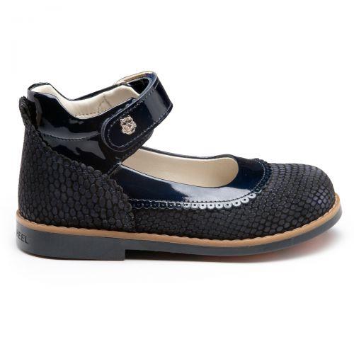 Туфли для девочек 961 | Модная детская обувь оптом и дропшиппинг