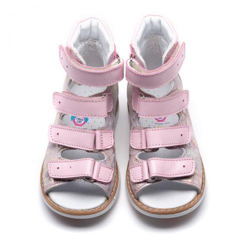 Ортопедические босоножки для девочек 964 | Высокая детская обувь оптом и дропшиппинг