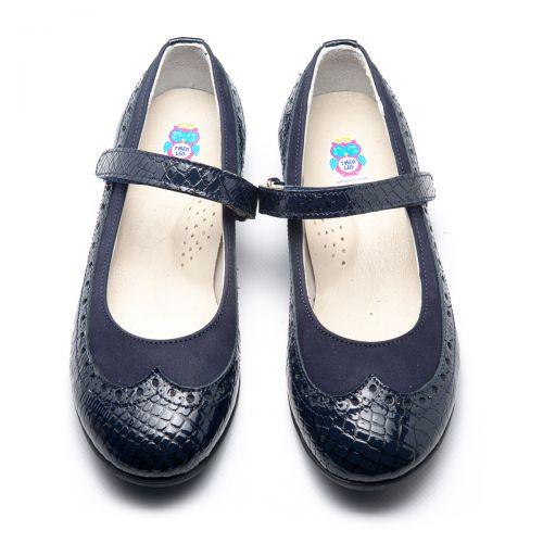 Туфлі для дівчаток 976 | Дитяче взуття 22,5 см оптом та дропшиппінг