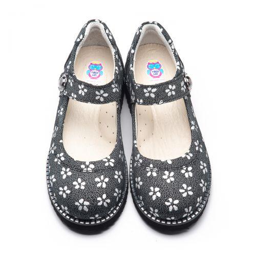 Туфлі для дівчаток 979 | Дитяче взуття 22,5 см оптом та дропшиппінг