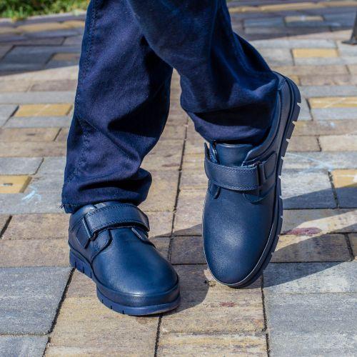Туфли для мальчиков 980   Детские туфли оптом и дропшиппинг